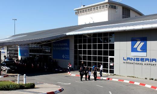 lanseria airport shuttle service